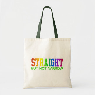 STRAIGHT bag - choose style & color