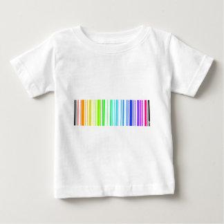 Straight Barcode Baby T-Shirt
