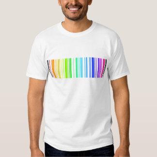 Straight Barcode T Shirt