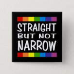"Straight But Not Narrow Button - Square<br><div class=""desc"">Straight But Not Narrow Button - Square</div>"