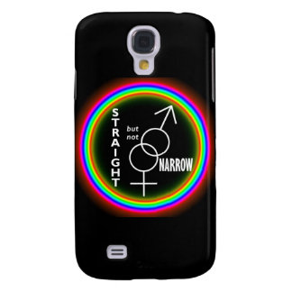 Straight but not Narrow Galaxy S4 Case