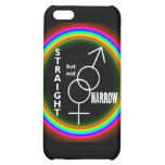 Straight but not Narrow iPhone 5C Case