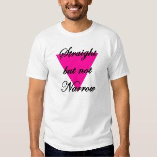straight but not narrow T-Shirt