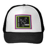 Straight but not Narrow Trucker Hats