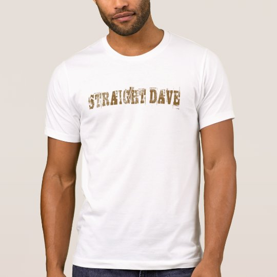 Straight Dave Vintage T-Shirt