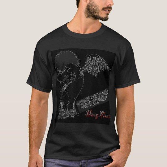 Straight Edge Angel T-Shirt