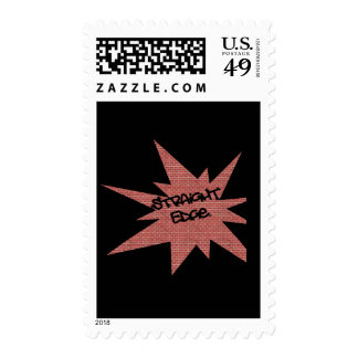 Straight Edge Brick Wall Stamps