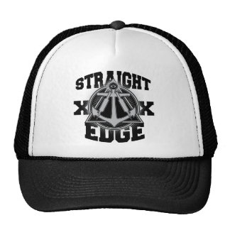 Straight Edge Compass Cap