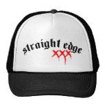 Straight Edge - Hat