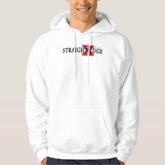 Straight Edge Hoodie