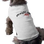 Straight Edge - Pet Tee