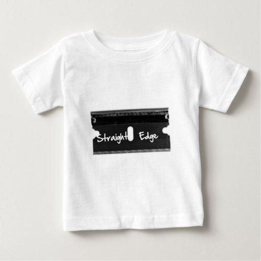 Straight Edge Razor Baby T-Shirt