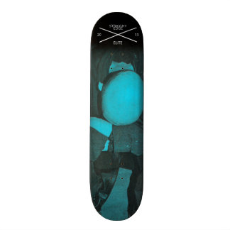 Straight Edge Skateboard