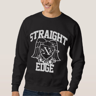 Straight Edge Sweatshirt