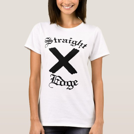 Straight Edge SxE T-Shirt