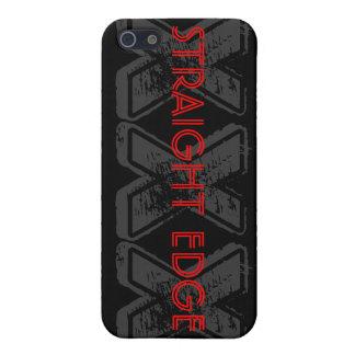 STRAIGHT EDGE XXX iPhone 5 CASES