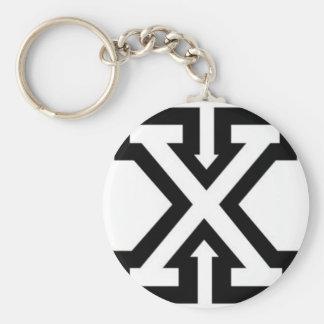 straight-edge-xxx-wp keychain