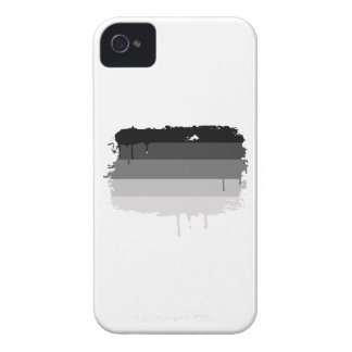 STRAIGHT FLAG DRIPPING iPhone 4 CASE