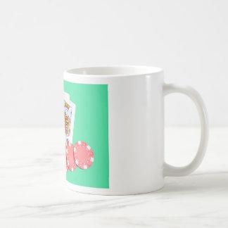 Straight Flush Coffee Mug