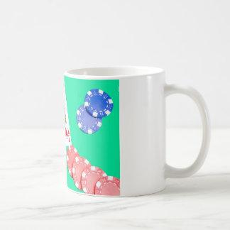 Straight Flush Coffee Mugs