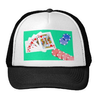 Straight Flush Hat