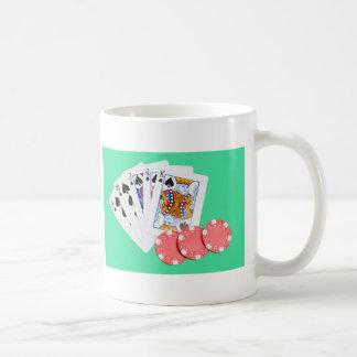 Straight Flush Mug