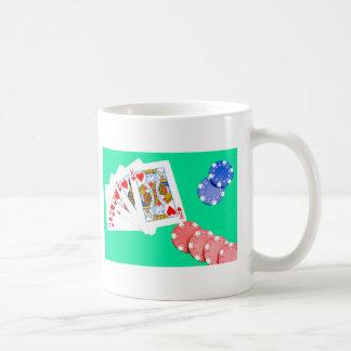 Straight Flush Mugs