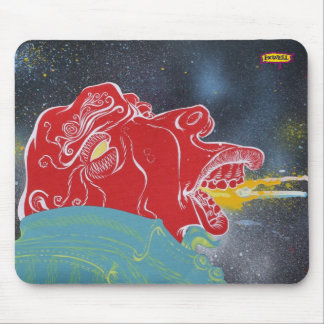 Straight Gangster Macks 1 Mouse Pad