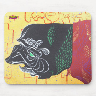 Straight Gangster Macks 5 Mouse Pad