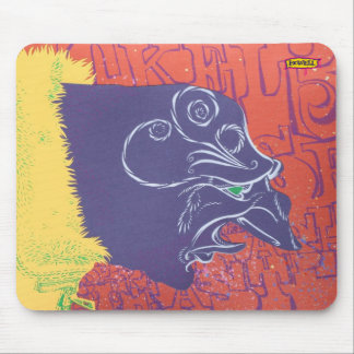 Straight Gangster Macks 7 Mouse Pad
