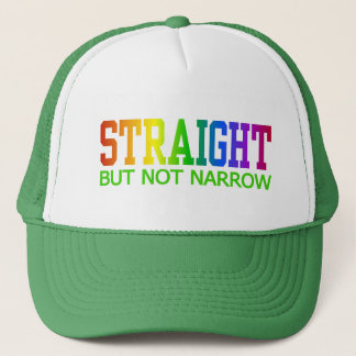 STRAIGHT hat - choose color