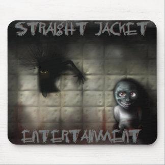 Straight Jacket Ent Mousepad