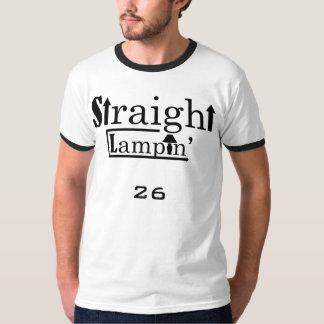 Straight Lampin' - Smokey's Roomie T-Shirt