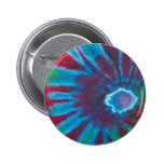 Straight on the Outside, Hippie Underneath Pinback Button