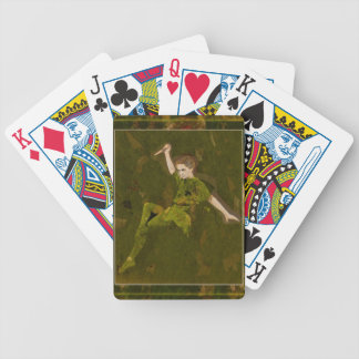 Straight On Till Morning Bicycle Playing Cards