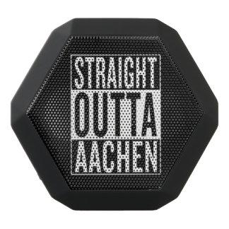 straight outta Aachen Black Bluetooth Speaker