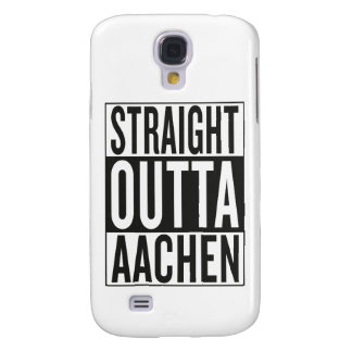 straight outta Aachen Galaxy S4 Cover