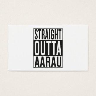 straight outta Aarau Business Card
