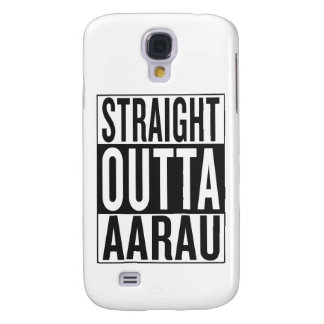 straight outta Aarau Samsung Galaxy S4 Cover