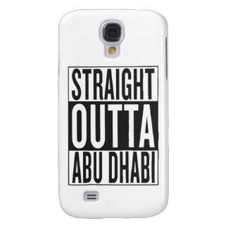 straight outta Abu Dhabi Samsung S4 Case