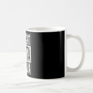 straight outta Abuja Coffee Mug