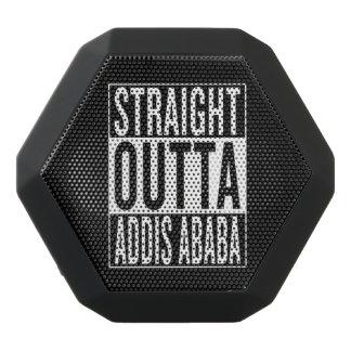 straight outta Addis Ababa Black Bluetooth Speaker