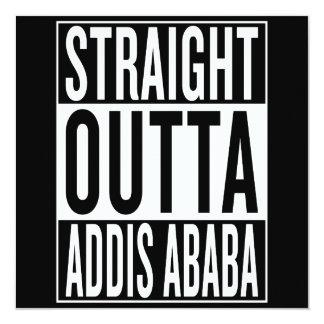 straight outta Addis Ababa Card