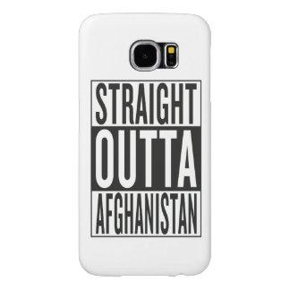 straight outta Afghanistan Samsung Galaxy S6 Case