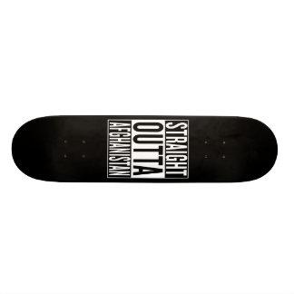 straight outta Afghanistan Skateboard Deck