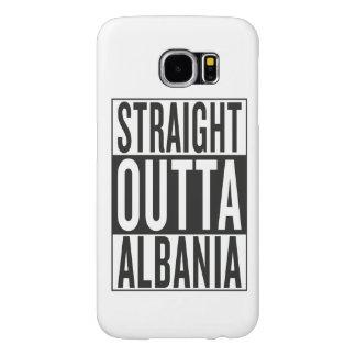straight outta Albania Samsung Galaxy S6 Case