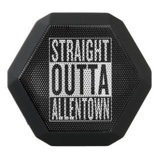 straight outta Allentown Black Bluetooth Speaker