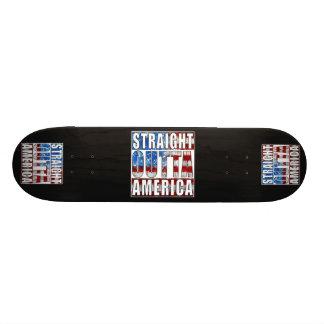 straight outta America.jpg Skate Board Decks