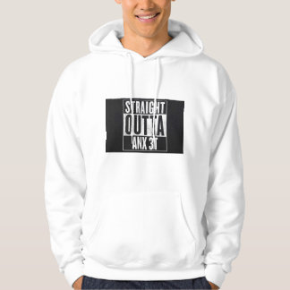 Straight Outta Anx 3T Hoodie
