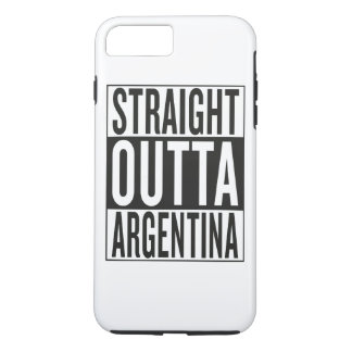straight outta Argentina iPhone 7 Plus Case